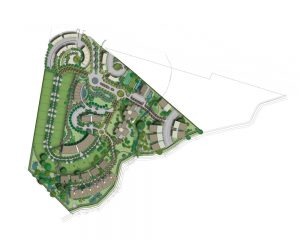 Master Plan Green  City